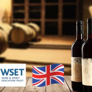 WSET Level 2 Award In Wines – English Version (Online)