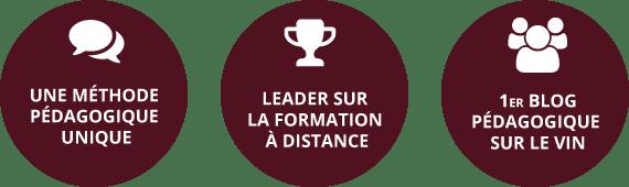 cours oenologie Paris satisfait ou remboursé