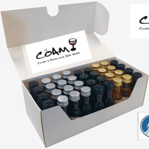 Coffret Dégustation WSET Niveau 3 – 72 Vins