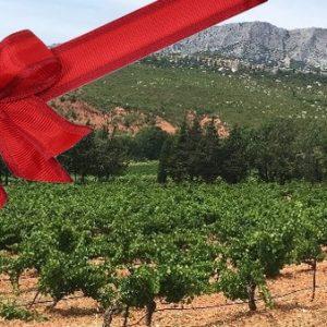 Chèque Cadeau 1 Visite Au Domaine Viticole Aix En Provence